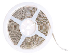 Bande LED LAX-515 à intensité variable 840 lm - 5 m - RVB + Blanc chaud