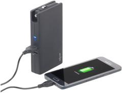 Batterie d'appoint 5000mAh rechargeable sur prise allume-cigare et murale