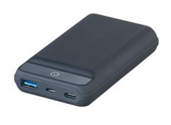 batterie externe compacte avec ports usb 3.0 et usb type c pour charge rapide capacité 10000mah revolt