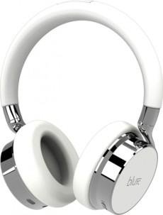 Casque hi-fi avec Bluetooth & contrôle tactile Imperial BluTC - Blanc