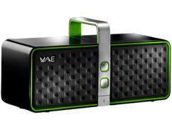 """Haut-parleur 20 W """"WAE-BTP03"""" avec fonction batterie d'appoint et bluetooth"""