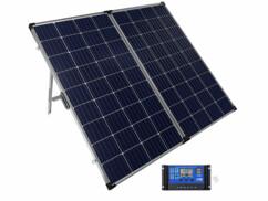 Panneau solaire pliable 260 W avec régulateur de charge 20 A Revolt.