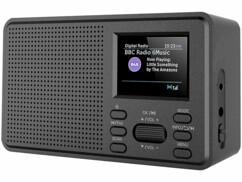 Radio numérique DAB+/FM avec bluetooth DOR-225 VR-Radio.