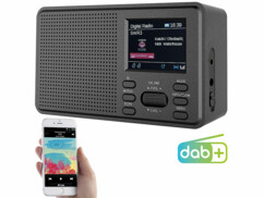 Radio numérique DAB+/FM avec bluetooth DOR-225
