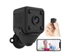 Mini caméra connectée Full HD avec vision nocturne infrarouge IPC-130.mini